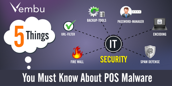 5 things you must know about POS malware