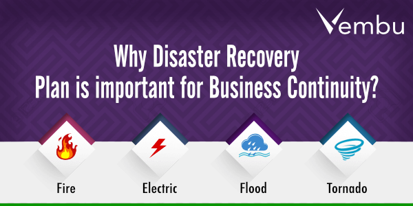 Why Disaster Recovery Plan