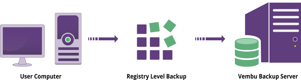 Registry Level Backup