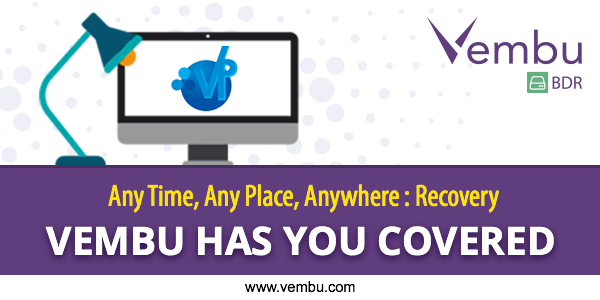 Vembu Backup and Recovery