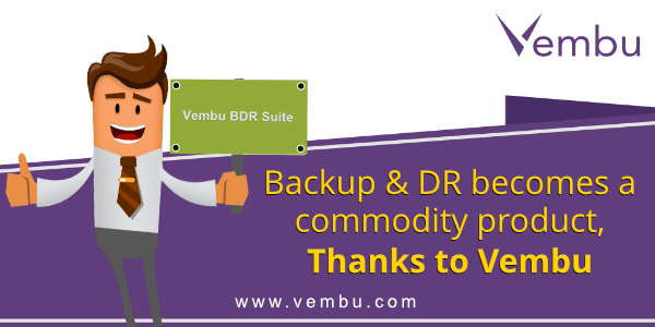 Vembu Backup and DR