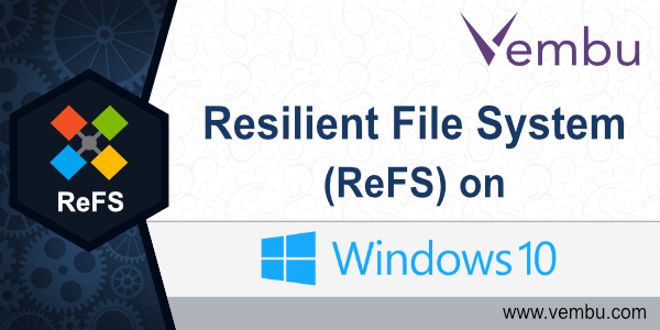 ReFS File System
