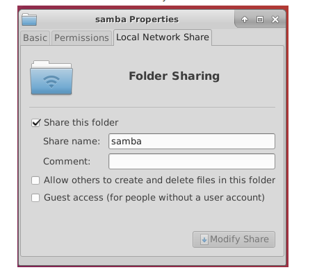 how to open a shared folder on windows by ip