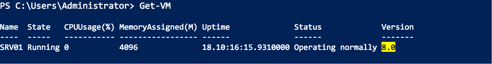 Hyper-V VMs with PowerShell