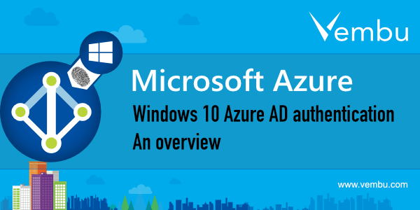Windows 10 Azure AD authentication