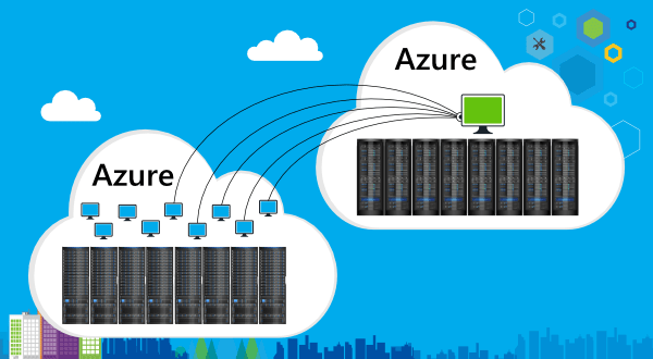 Backup Azure VMs to other Regions