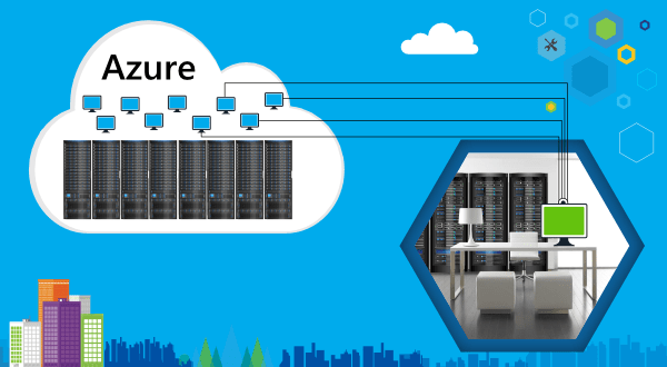 Backup Azure VMs to your Data Center