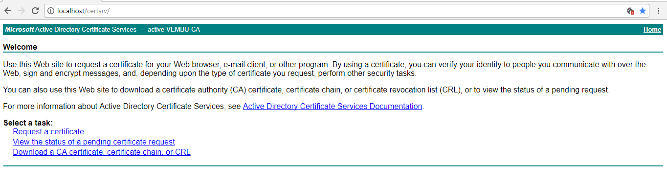 Microsoft-active-directory-certification-services
