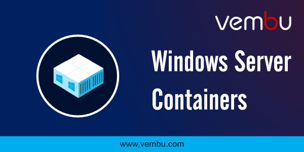 Windows Server Containers
