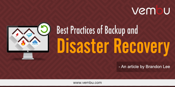 best-practices-of-backup-and-disaster-recovery