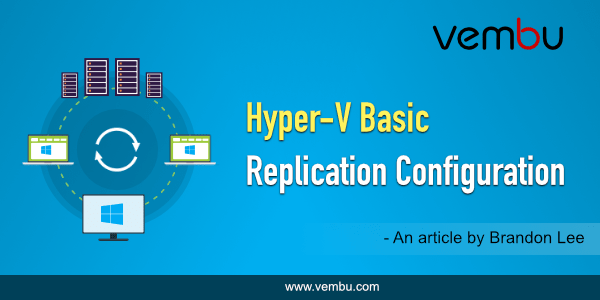 Hyper-V-Basic-replication