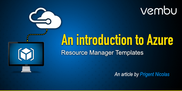 an introduction to azure resource manager templates