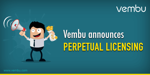 Vembu Perpetual license