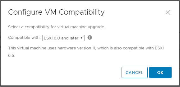 Virtual Machine Performance checklist - vembu
