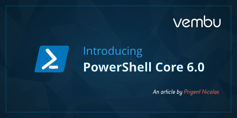 powershell-core-6-0