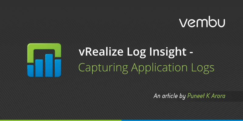 vRealize-Log Insights