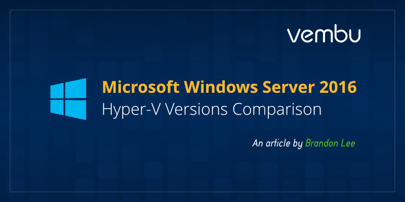 Microsoft-Windows-Server-2016-hyper-v-versions