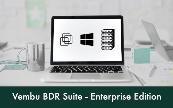 Vembu BDR Suite Enterprise Edition