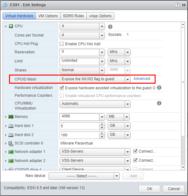 VMware vMotion and Storage vMotion