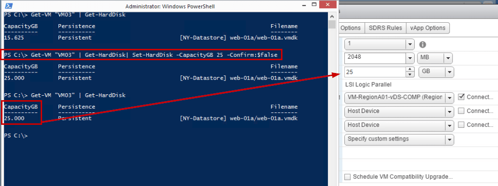 Managing vSphere using VMware PowerCLI - vembu com