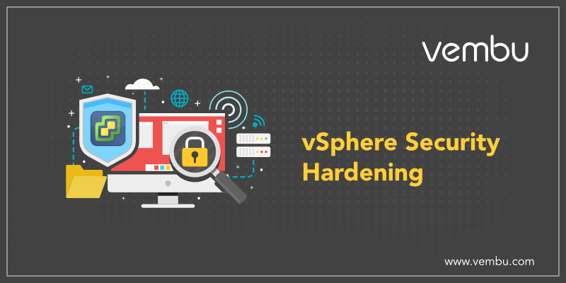 vSphere Security Configuration Guide