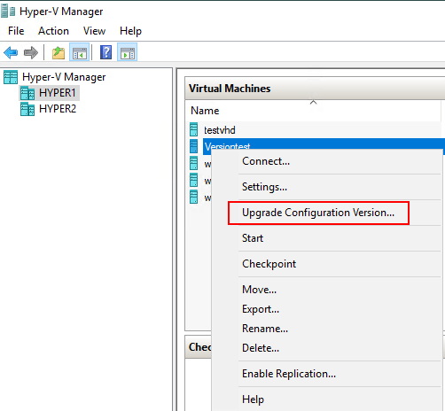 Hyper-v-configuration-versions-and-generations