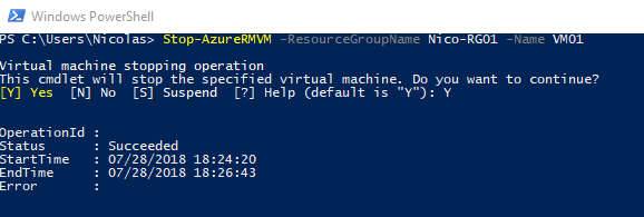Create an Image of a Generalized VM in Azure