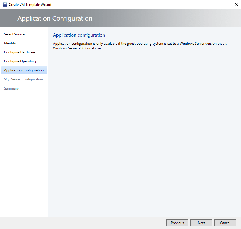 Quickly Deploying Virtual Machine with Hyper-V VM Templates