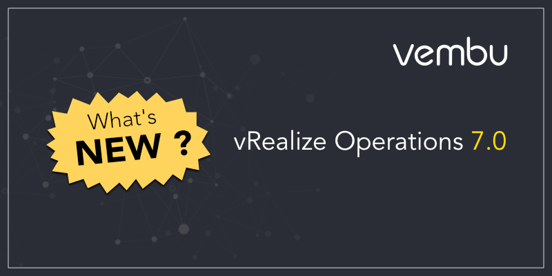 VMware-vRealize-Operation-7.0