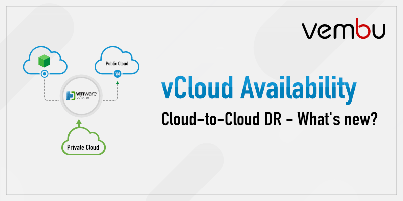 vCloud Availability