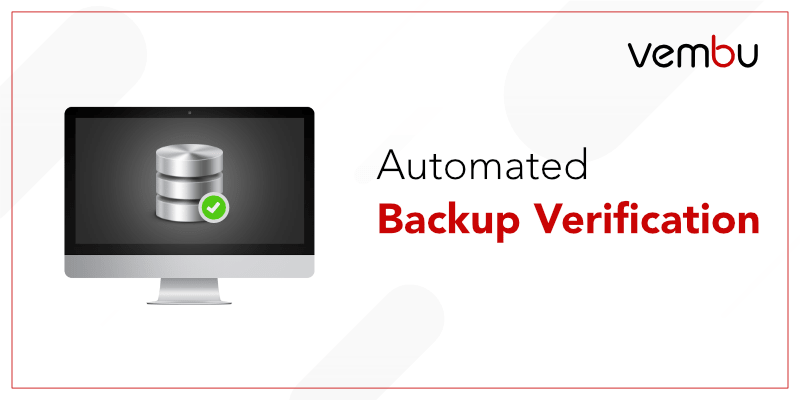 Automated Backup Verification