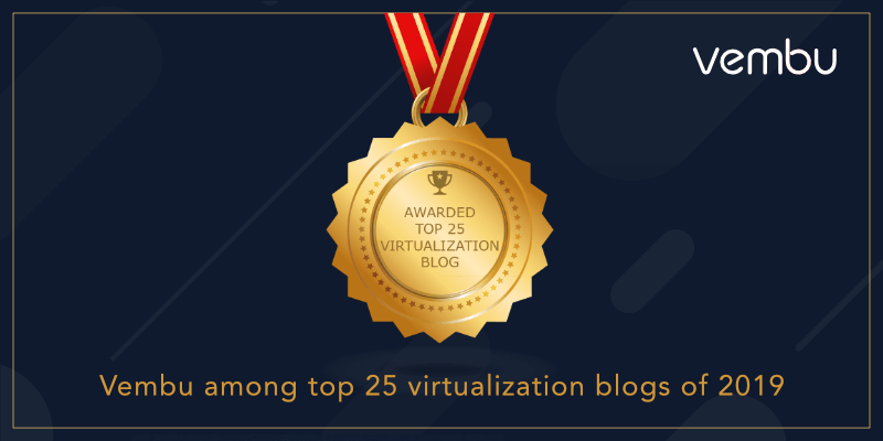 Top 25 virtualization blogs of 2019