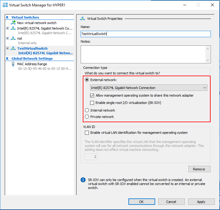 Hyper-V Cluster Configuration Performance and Security - vembu com