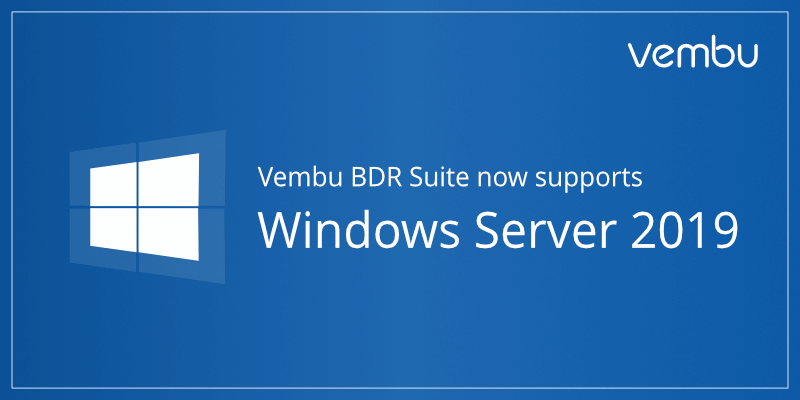 vembu-bdr-supports-windows-server-2019
