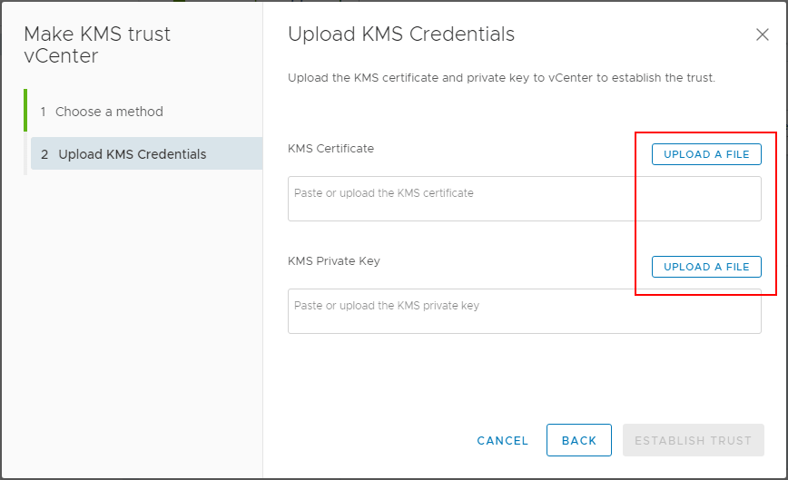 VMware vSphere Virtual Machine Encryption