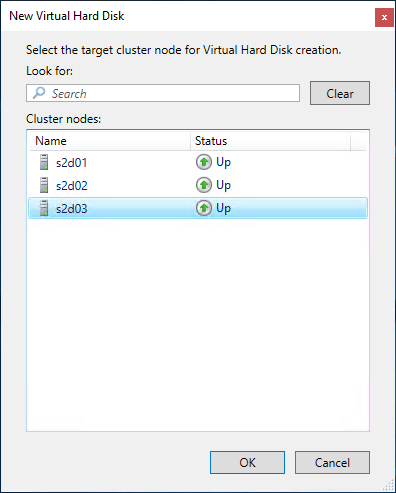 Steps to Create a Hyper-V Guest Cluster