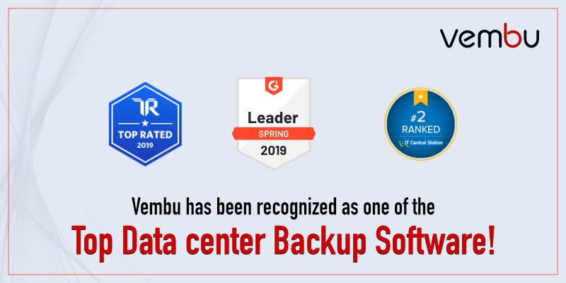 Top-data-center-backup