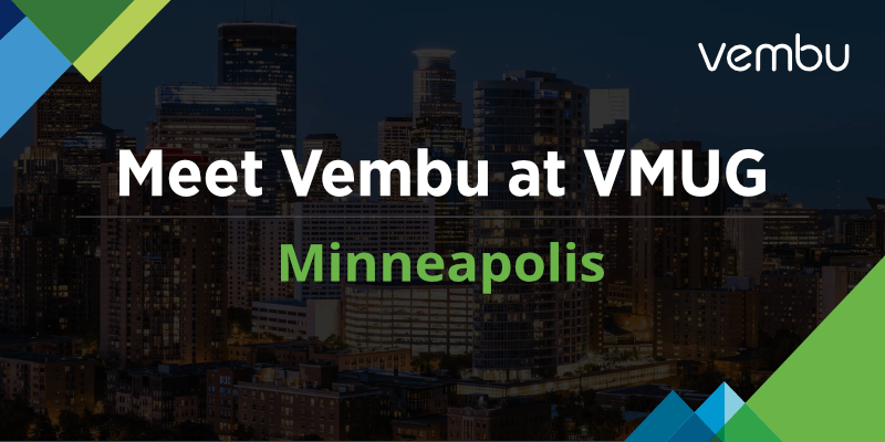 VMUG Minneapolis
