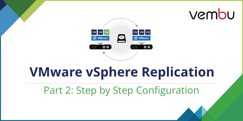 VMware vSphere Replication-part-2