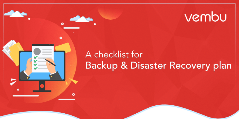 backup-and-dr-checklist