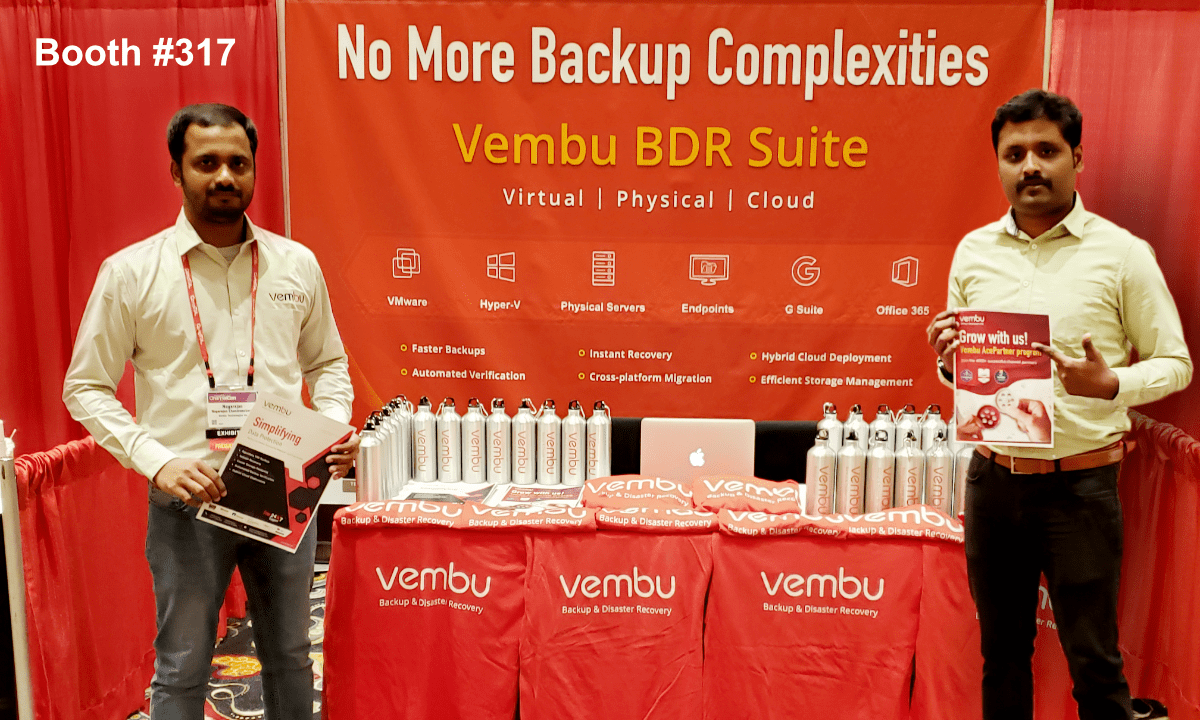 vembu-booth-at-comptia-channelcon