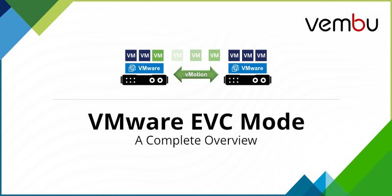 VMware EVC Mode