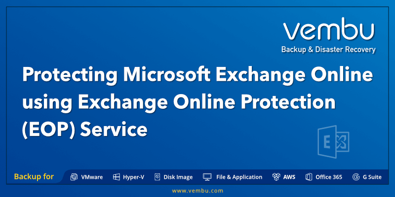 Protecting Microsoft Exchange Online