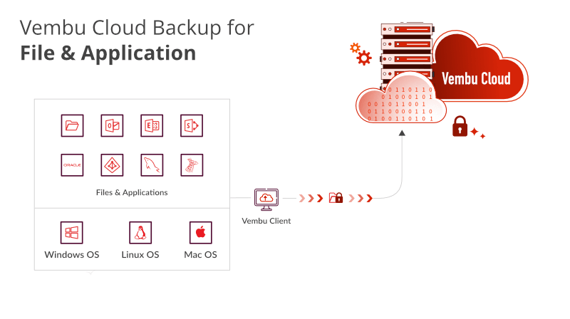 File and Application Backup