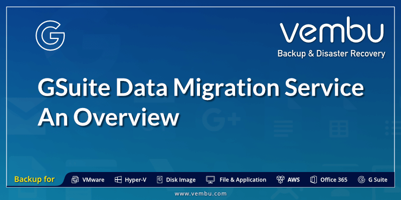 GSuite Data Migration