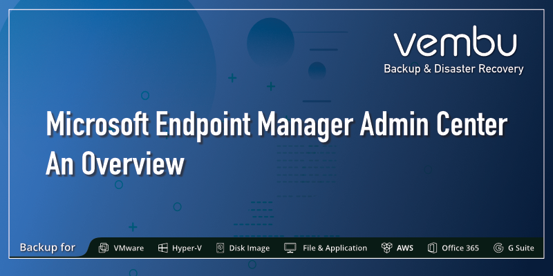 Microsoft Endpoint Manager Admin
