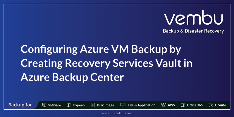 Configuring-Azure-VM-Backup-by-Creating-Recovery-Services-Vault-Azure-Backup-center